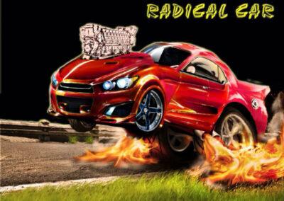 radical car